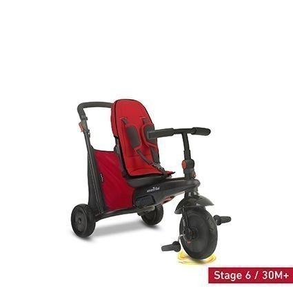 Велосипед Smart Trike 7в1 SmarTfold 500 Black (от 10 месяцев до 3х лет, компактный, вес 7.5 кг)